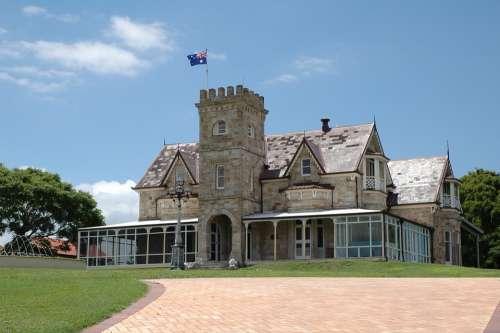 Scottish Baronial Brisbane