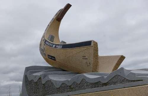 Sculpture Decoration Maritime Architecture Motif