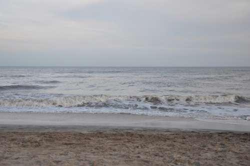 Sea Argentina Costa Beach Pinamar