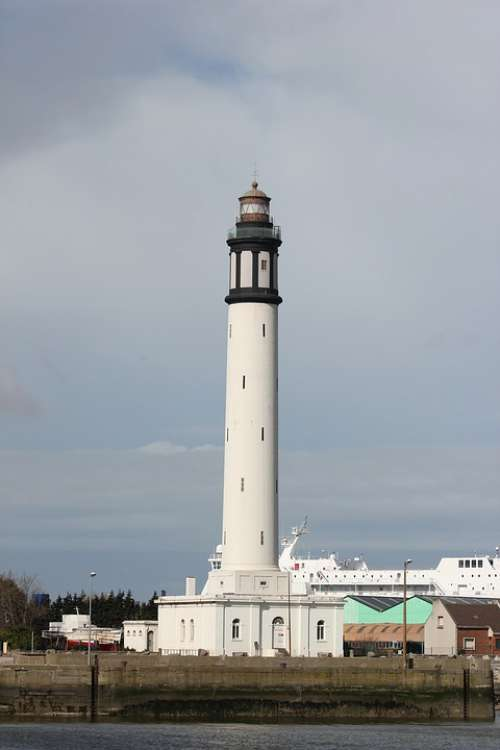 Sea Marine France Lighthouse Port