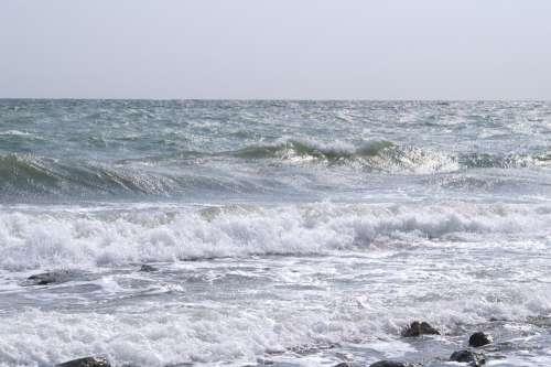 Sea Mood Water Nature Beach Coast Longing