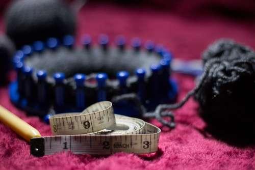 Sew Yarn Knit Thread Tailoring Sewing Craft