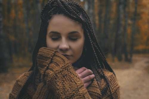 Shaman Girl Gothic Witch Fantasy Mystic Beautiful