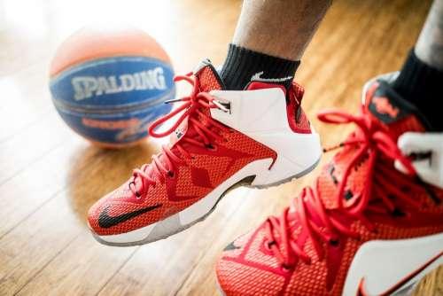 Shoes Lebron Nike Spalding Basketball Nikeshoes
