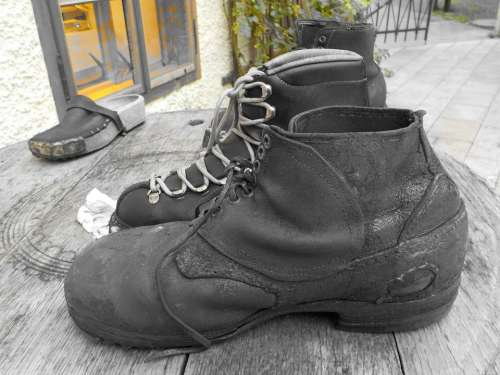 Shoes Alpine Boots Hiking Shoes Old Craft