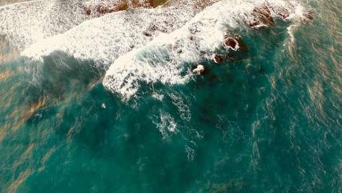 Shore Sea Water Natural World Coast Waves Beach