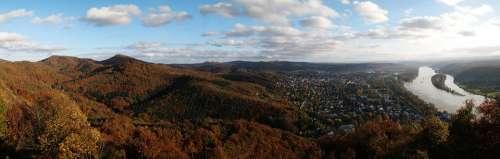 Siebengebirge Rhine Bad Honnef Germany Grafenwerth