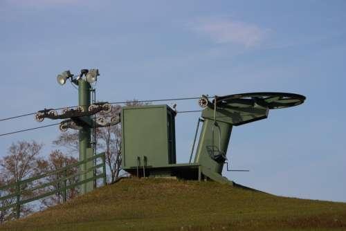 Ski Lift Lift Machine Cable Transport Machinery