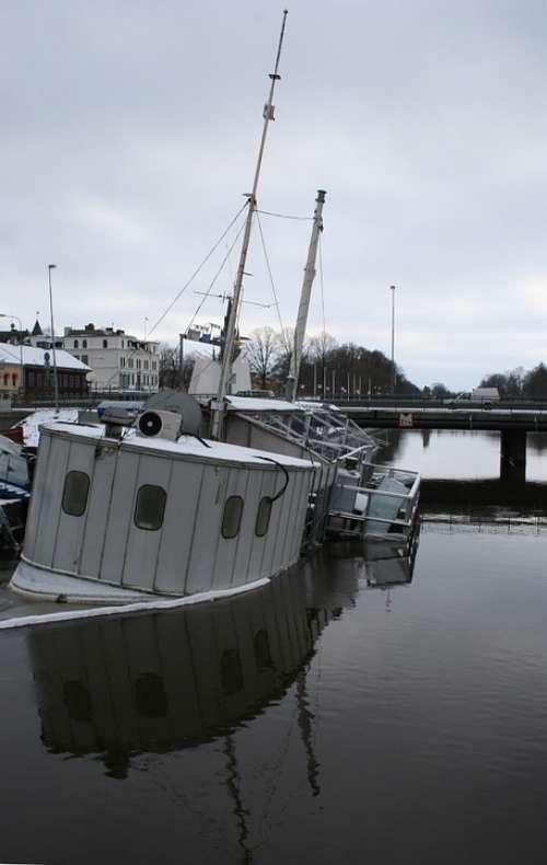 Skuta Ship Boat Ships Motor Boat Port Water