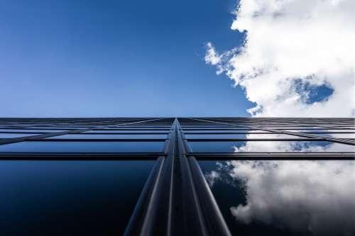 Skyscraper Building Vertical Architecture High