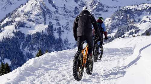 Snow Fatbikes Mountain Bikes Mtb Bicycles Cycling