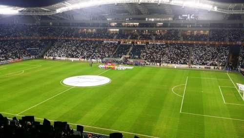 Soccer Football Israel World Cup Stadium