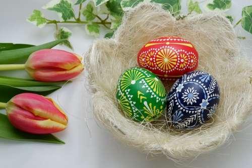 Sorbian Easter Eggs Easter Egg Sorbian