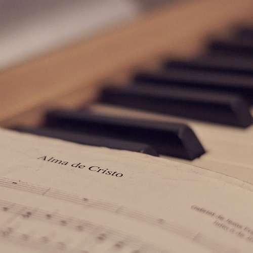 Soul Of Christ Music Sheet Music Sacred Organist