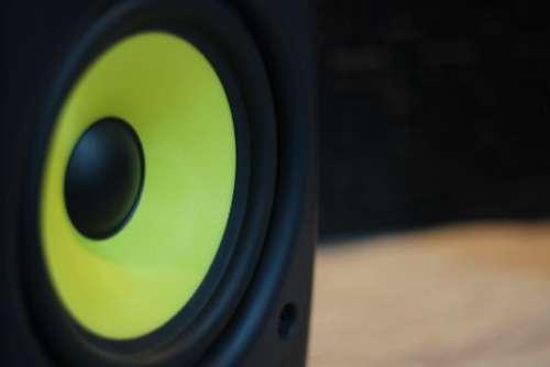 Sound Music Studio Speaker