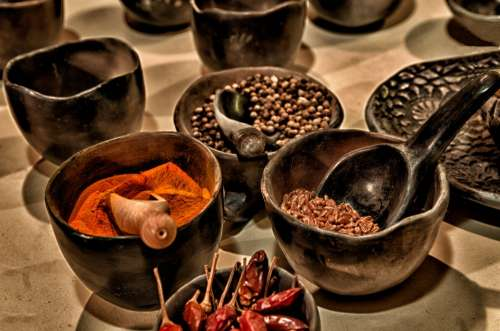 Spice Chiles Paprika Chili Powder Pepper Grain