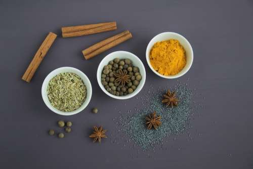 Spices Ingredients Seasoning Food Seeds Star Anise