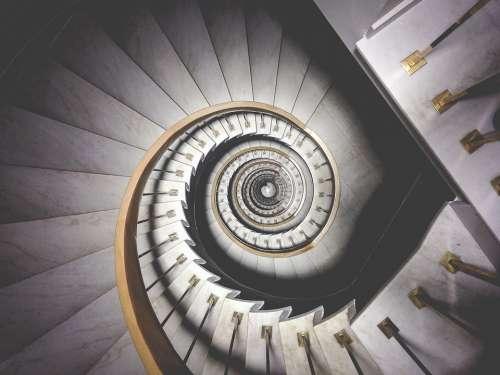 Spiral Staircase Architecture Stairway Design