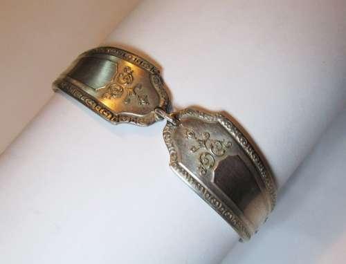 Spoon Bracelet Bracelet Silver Sterling Silver