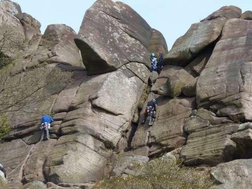 Sport Climbing Rock Climbing Climbing Staffordshire