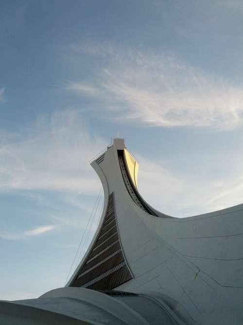Stadium Montreal Canada Québec Monument