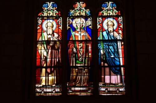 Stained Glass Stained Glass Windows Church