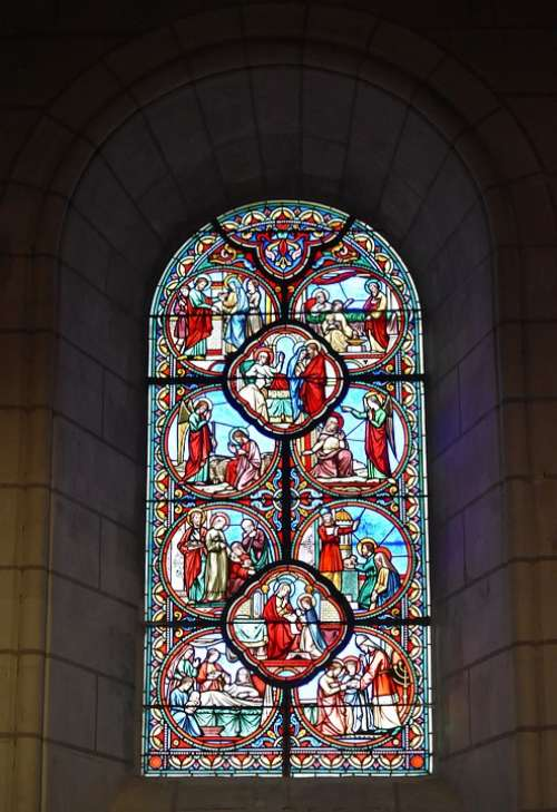 Stained Glass Stained Glass Windows Colored Glass