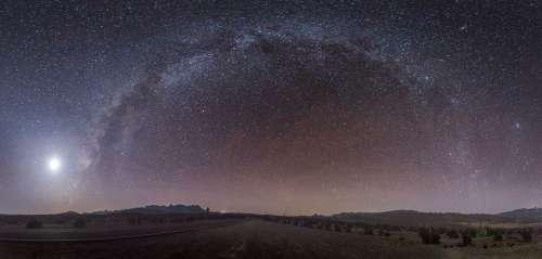 Stars Starry Sky Galaxy Night Sky Stars