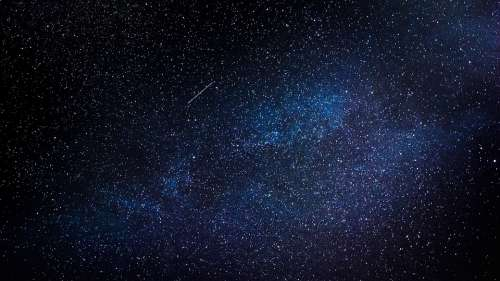 Stars Nightsky Milky Way Darkness Astronomy Night
