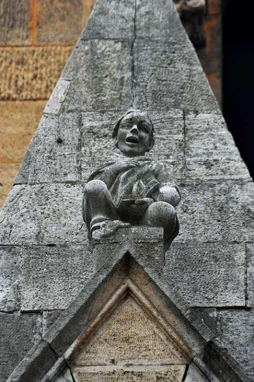 Statue Stone Stone Sculpture Sculpture Art