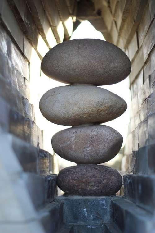 Statue Stone Sculpture Tourism Rocks
