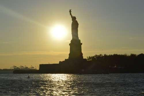 Statue Of Liberty New York New York City Nyc Ny