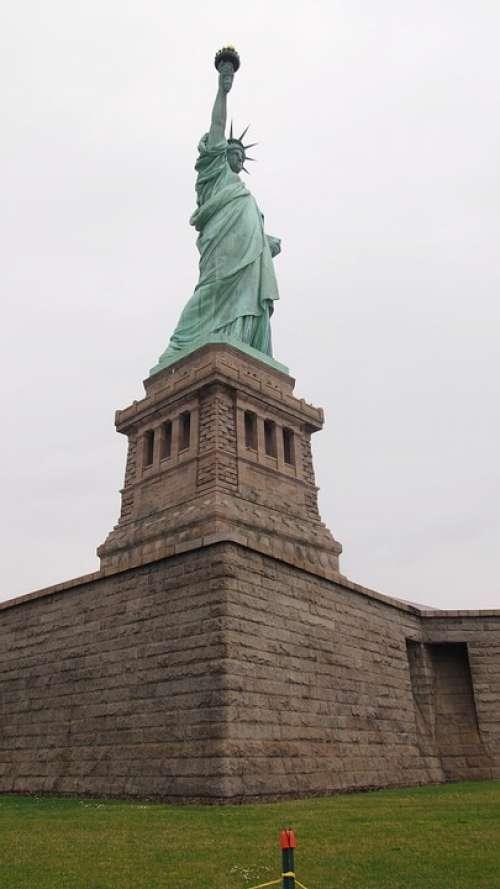 Statue Of Liberty Miss Liberty New York