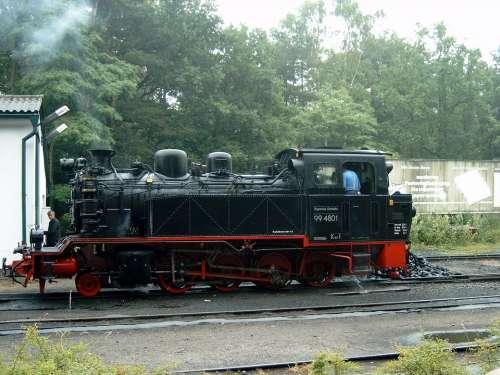 Steam Boilers Rasender Roland Railway
