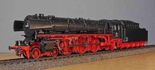Steam Locomotive Br01-10 Br 01-10 Carbon Grate