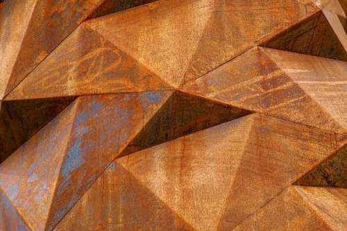 Steel Metal Corten Steel Red Steel Texture Rust