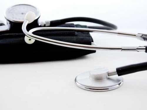 Stethoscope Doctor Medical Blood Pressure