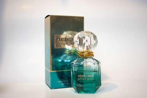 Still Life Perfume Fragrance Bottle Fragrant Gift