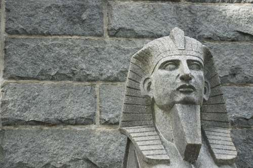 Stone Architecture Ancient Egypt Old Art History