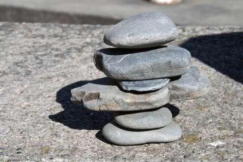 Stone Art Figure Artwork Sculpture Stony