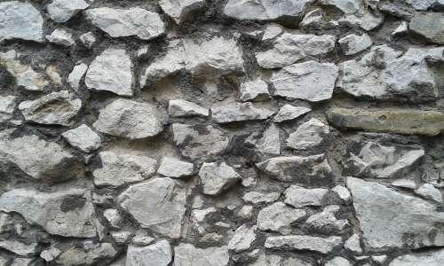 Stone Wall Wall Stone