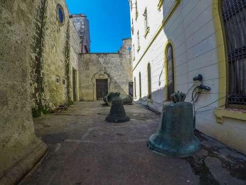 Street Buildings Bells Justice