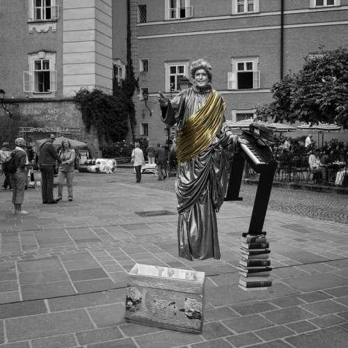 Street Photography Salzburg Human Magic Person