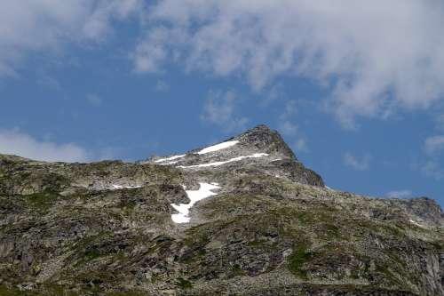 Summit High Tauern Mountain Mountains Alpine
