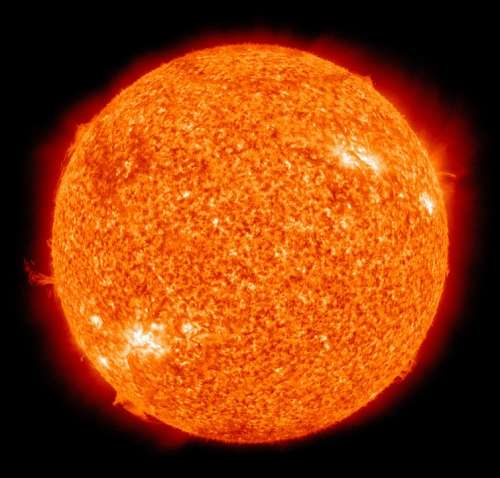 Sun Fireball Solar Flare Sunlight Eruption
