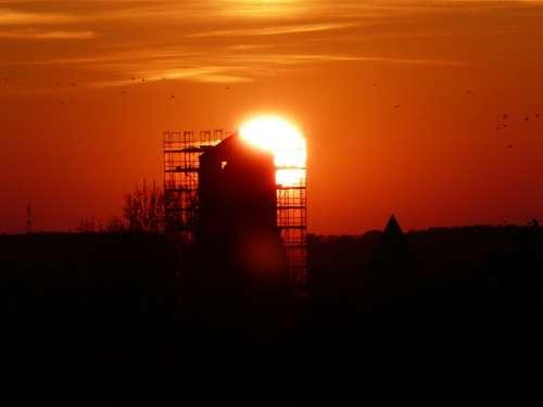 Sunset Mood Romance