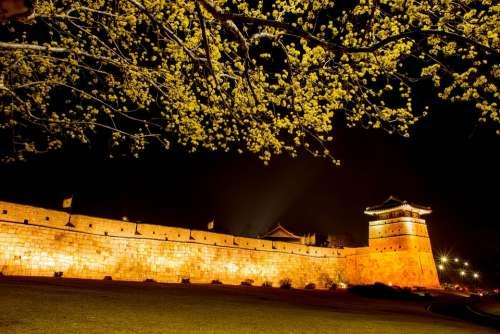 Suwon Hwaseong Unesco The Suwon Cultural Property