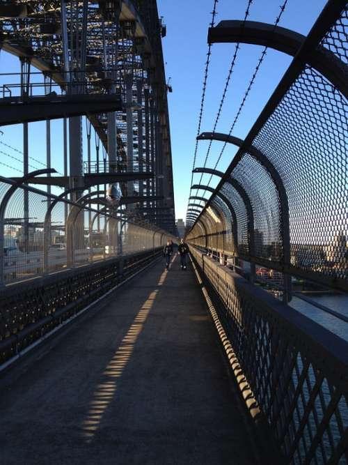 Sydney Harbor Bridge Australia