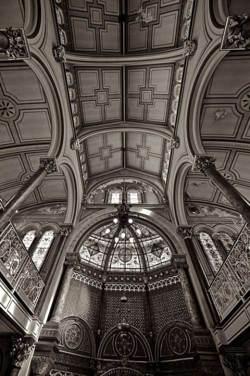 Synagogue Architecture Brighton Church Jewish