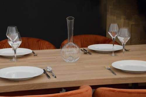 Table Dining Room Presentation Interior Meals